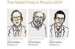 Nobel Vật lý 2019: Vinh danh đóng góp của 3 nhà khoa học về việc khám phá vũ trụ