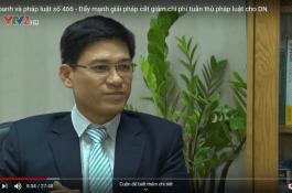 Đẩy mạnh giải pháp cắt giảm chi phí tuân thủ pháp luật cho DN -KD&PL số 466