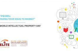 World Intellectual Property Day – April 26, 2021