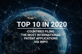 Innovation Perseveres: International Patent Filings via WIPO Continued to Grow in 2020 Despite COVID-19 Pandemic