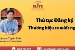Thương hiệu khi đã đăng ký tại Việt Nam có được tự động bảo hộ ở nước ngoài không?